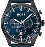 Hugo Boss 1513711 Pioneer Chronograaf Heren 44mm 5ATM