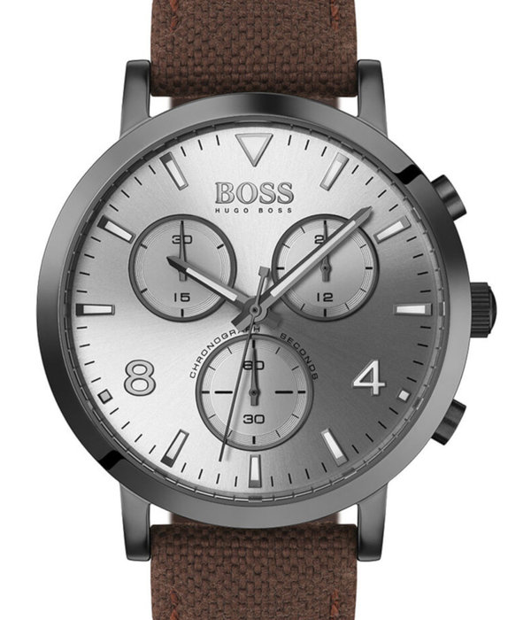 Hugo Boss 1513690 Spirit Chronograaf Heren 42mm 3ATM