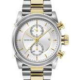 Versace Versace VEV400419 Urban Chronograaf 44mm 5ATM