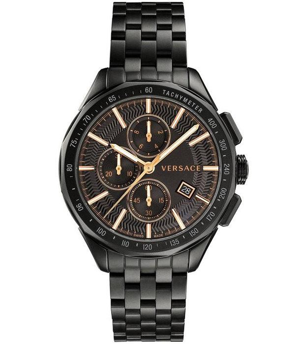 Versace Versace VEBJ00618 Glace Chronograaf 44mm 5ATM