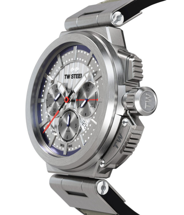 TW-Steel TW Steel ACE201 Spitfire Chronograph ltd. Edition 46mm 10ATM