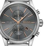 Boss 1513440 Jet Chronograaf Heren 42mm 5ATM