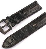 U-Boat U-Boat HerenBandje Ref. 6491 IPB 23/22 Bruin-Zwart alligator leather