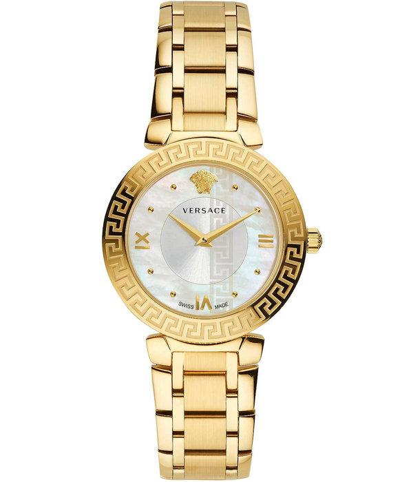 Versace Versace V16070017 Daphnis Dames horloge 35mm 3ATM