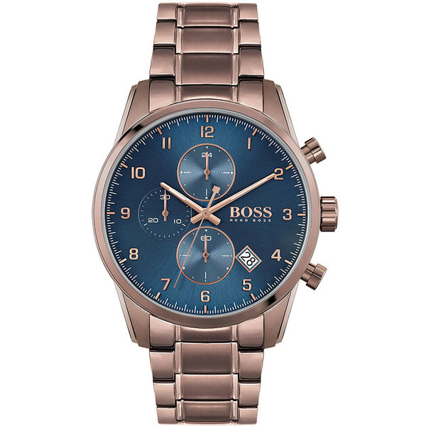 Hugo Boss 1513788 Skymaster Chronograaf Heren 44mm 5ATM