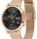 Hugo Boss 1513808 Integrity Chronograaf Heren 43mm 3ATM