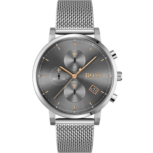 Hugo Boss 1513807 Integrity Chronograaf Heren 43mm 3ATM