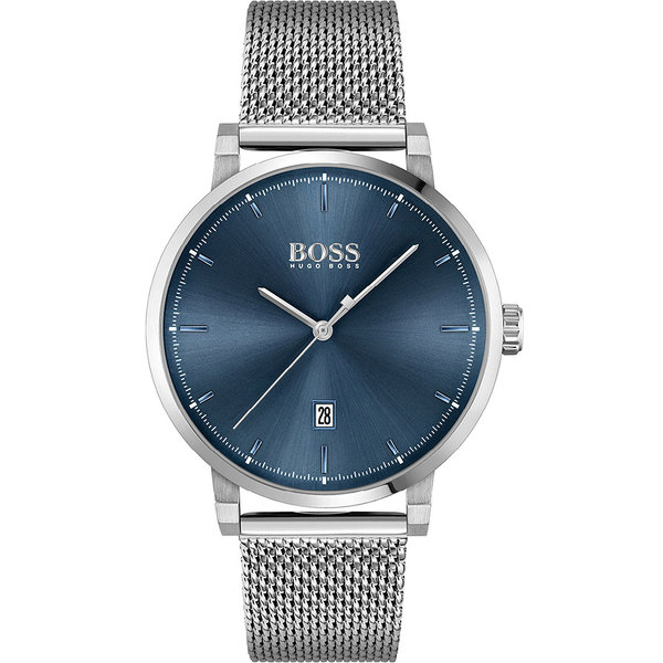 Hugo Boss 1513809 Confidence Heren 42mm 3ATM
