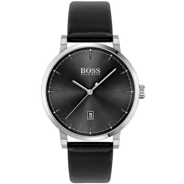 Hugo Boss 1513790 Confidence Heren 42mm 3ATM