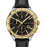 Versace Versace VEBJ00218 Glaze Heren Chronograaf 44mm 5ATM