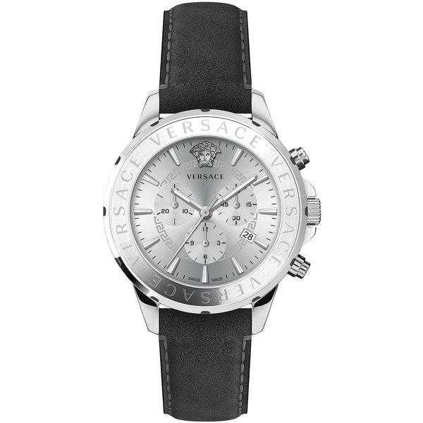 Versace VEV600119 Heren Chronograaf Signature 44mm 5ATM