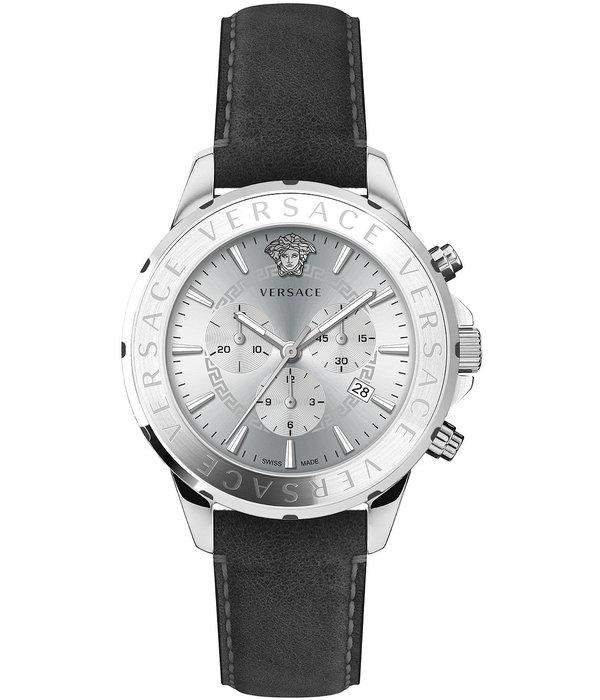 Versace Versace VEV600119 Chronograaf Heren Signature 44mm 5ATM