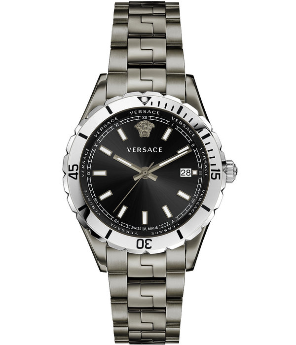 Versace Versace VE3A00620 Hellenyium Heren 42mm 5ATM