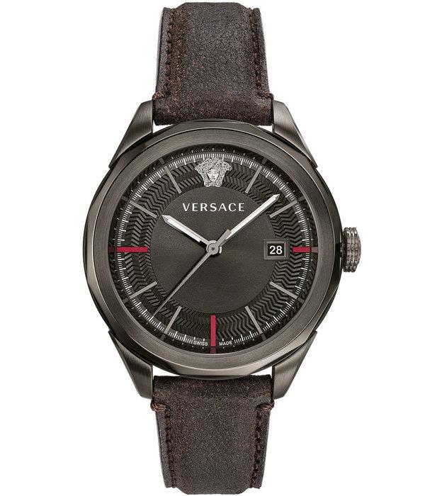 Versace Versace VERA00418 Glaze Heren 44mm 5ATM