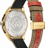 Versace Versace VERA00318 Glaze Heren 44mm 5ATM