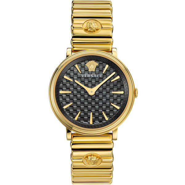 Versace VE8101519 V-Circle Dames 38mm 5ATM