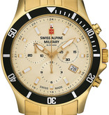 Swiss Alpine Military Swiss Alpine Military 7022.9111 chronograph 42mm 10ATM