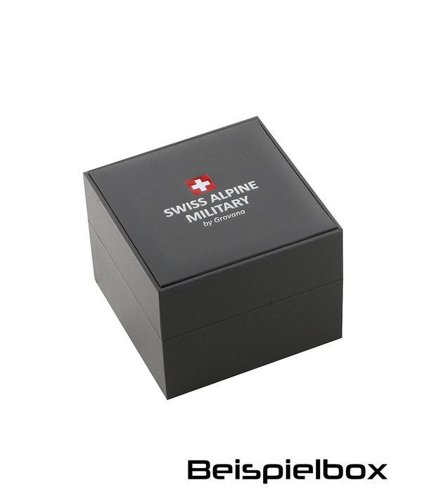 Swiss Alpine Military Swiss Alpine Military Heren 7022.9145 chronograph 42mm 10ATM