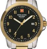 Swiss Alpine Military Swiss Alpine Military 7011.1147 Heren 40mm 10ATM