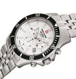 Swiss Alpine Military Swiss Alpine Military 7022.9132 chronograph 42mm 10ATM