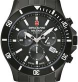 Swiss Alpine Military Swiss Alpine Military 7022.9177 chronograph 42mm 10ATM