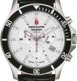Swiss Alpine Military Swiss Alpine Military 7022.9532 chronograph 42mm 10ATM