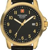 Swiss Alpine Military Swiss Alpine Military 7011.1517 Heren 40mm 10ATM