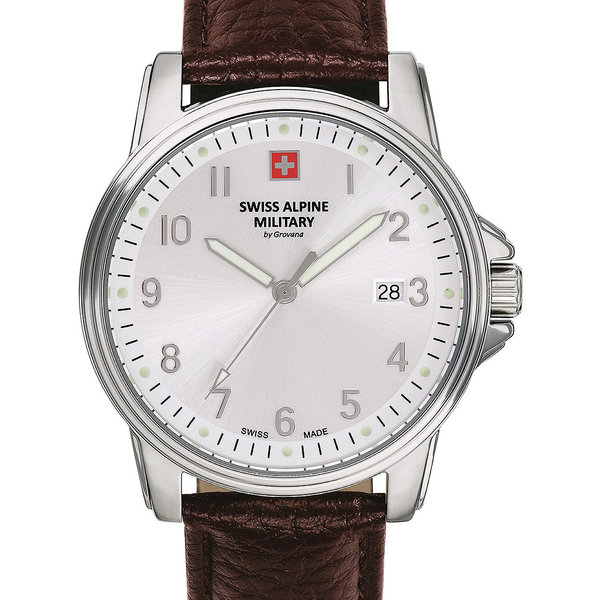 Swiss Alpine Military 7011.1532 Heren 40mm 10ATM