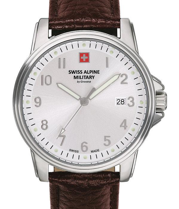 Swiss Alpine Military Swiss Alpine Military 7011.1532 Heren 40mm 10ATM