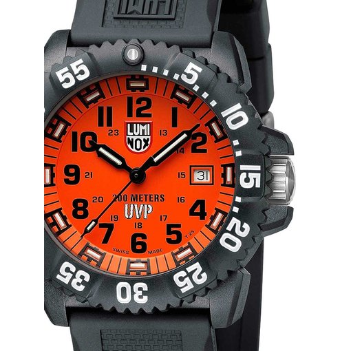 Luminox XS.3059.SET Navy Seal Colormark 3050 Series Scott Cassell 20 ATM 44mm