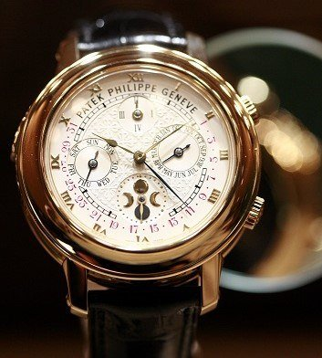 De top 10 luxe horlogemerken ter wereld