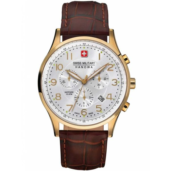 Swiss Military Hanowa 0618702001 Patriot