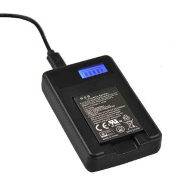 USB oplader voor DC2000 accu
