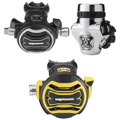 Apeks XTX200 set met XTX40 octopus
