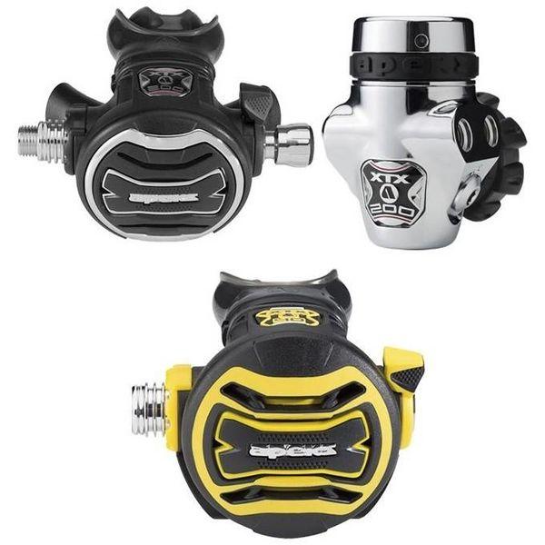XTX200 automatenset met XTX40 octopus