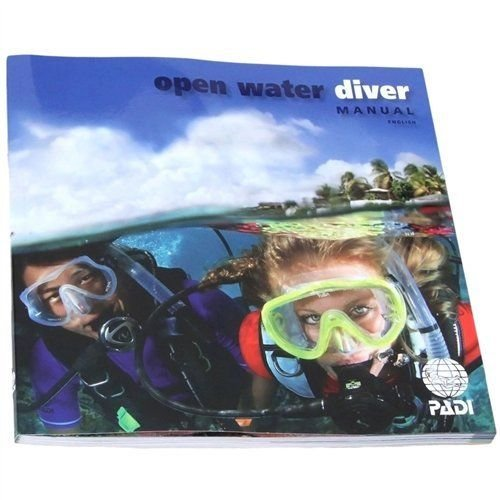 Padi Open Water Lesboek