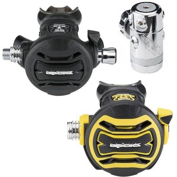 XTX50 set met XTX40 octopus