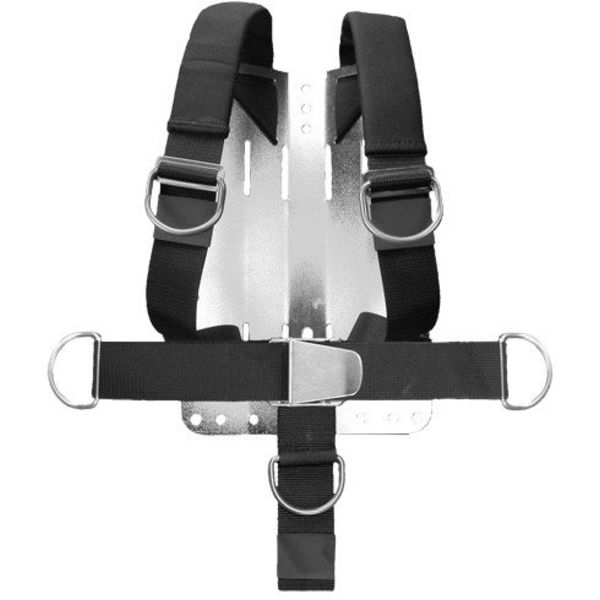 Deluxe 1 Piece Web Harness