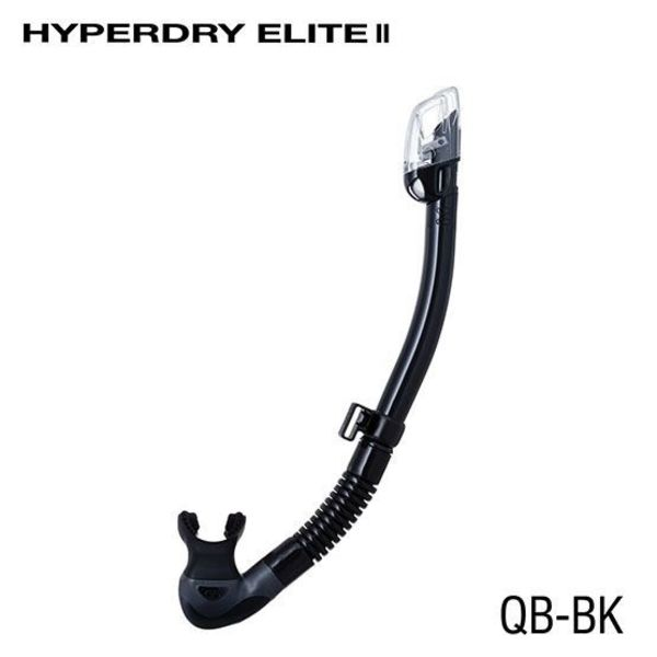 Paragon Switch Hyperdry snorkelset