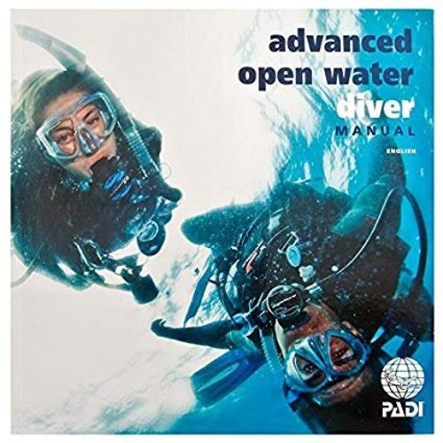 Padi Advanced Open Water Lesboek