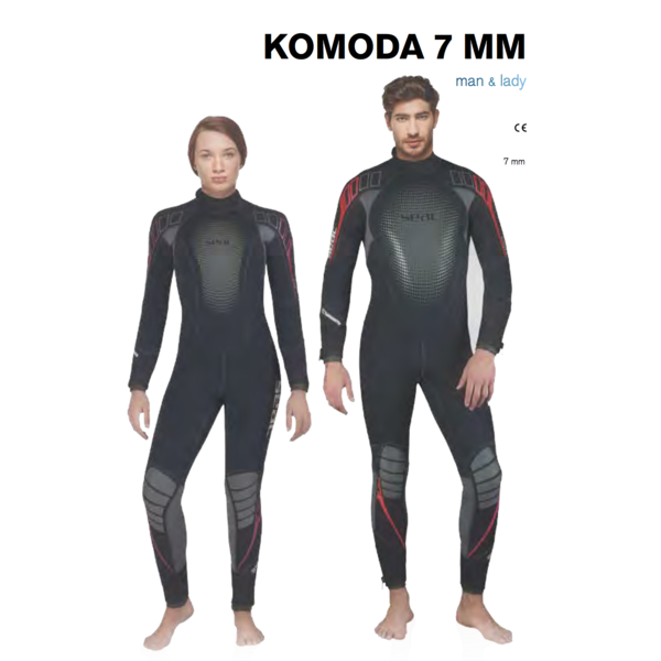 Komoda Man 7mm