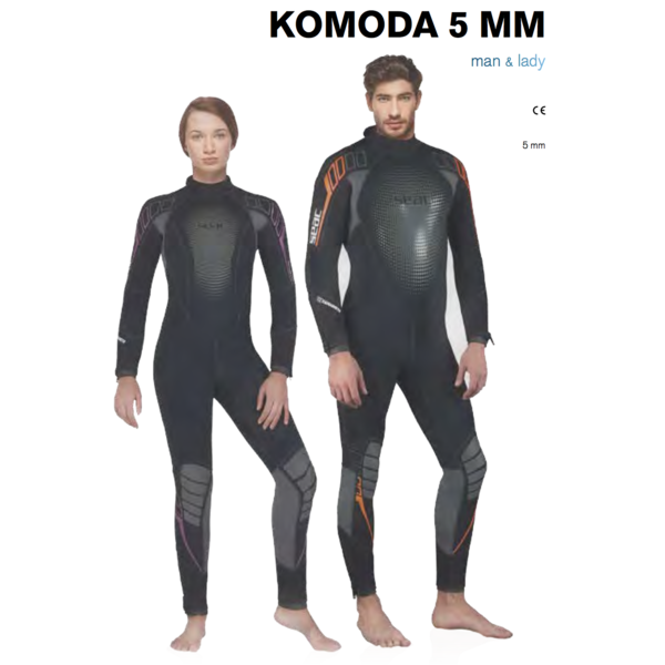 Komoda Dames 5mm
