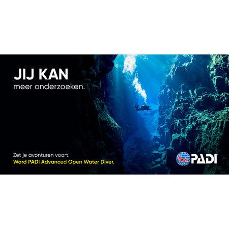 Padi PADI Advanced Open Water Diver