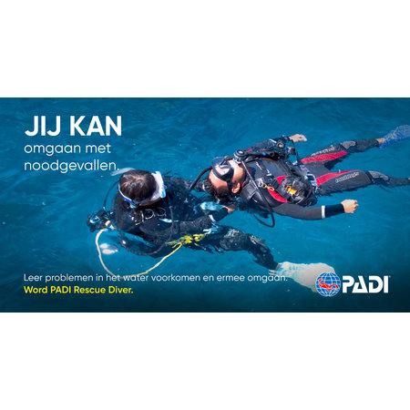 Padi PADI Rescue Diver