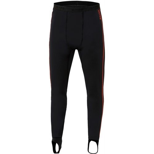 Bare Ultrawarmth Base Layer Broek Black/Lava Men