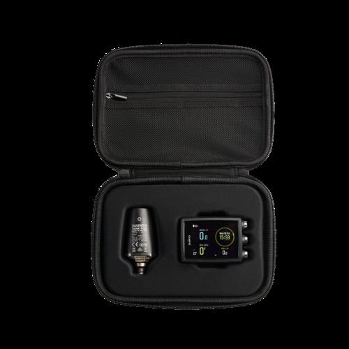 Suunto EON Core Black met Tank Pod in een luxe hardcase