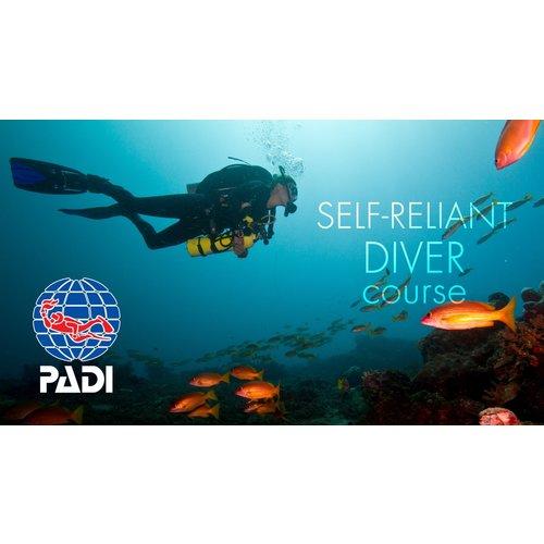 Padi PADI Self Riliant Diver