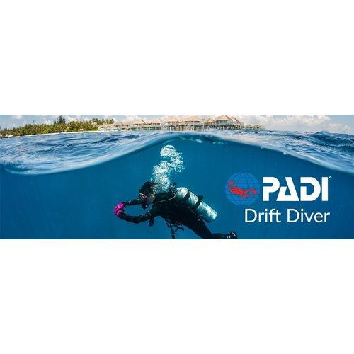 Padi PADI Drift Diver