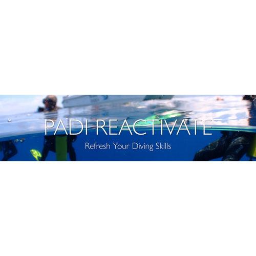 Padi PADI ReActivate