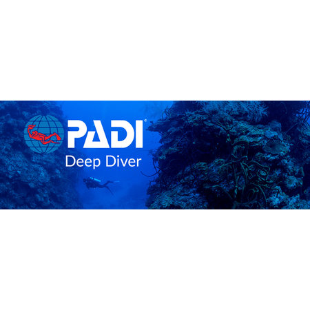 Padi PADI Deep Diver